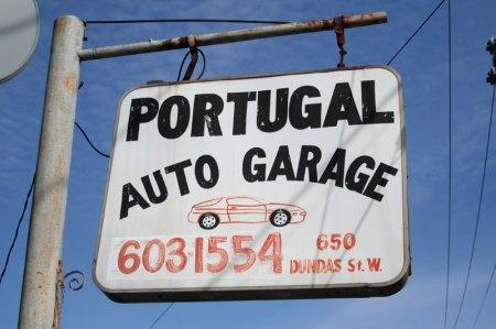 Portugal Auto Garage