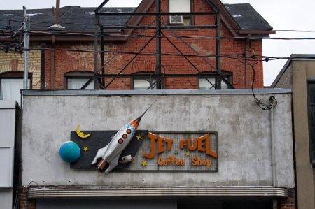 Jet Fuel Coffee Shop