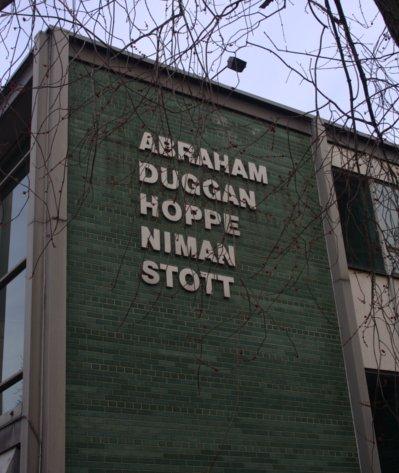 Abraham Duggan Hoppe Niman Stott