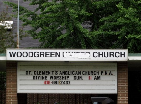 Woodgreen ... Church