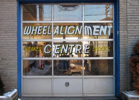 Wheel Alignment Centre