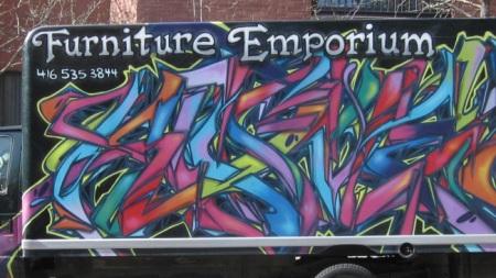 Furniture Emporium Detail
