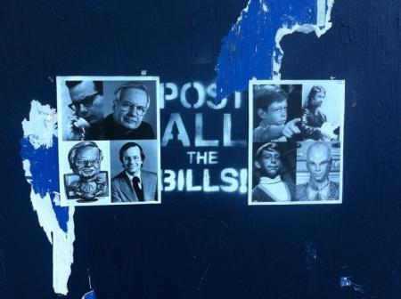 Post All The Bills