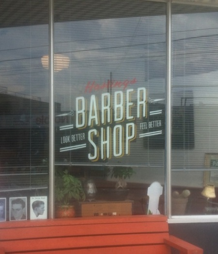 Hastings Barber Shop